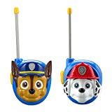 Paw Patrol Walkie Talkies - Chase and Rubble