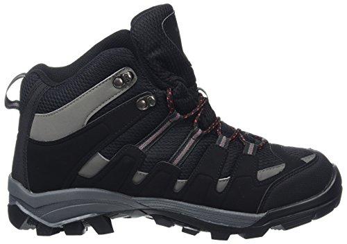 Regatta Herren Burrell Trekking-& Wanderstiefel Schwarz (Black/granit)