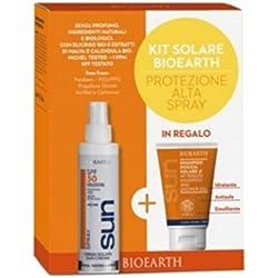 Pack crema solar orgánica + Gel de Ducha + Champú. Orgánico y bio