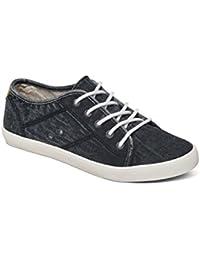 Roxy Memphis - Zapatos para Mujer, Color: BLACK WASH, Talla: 8/38