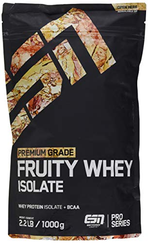 Esn Fruity Whey Isolate Fresh Lemonade, 1000 g
