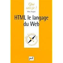HTML : Le Langage du Web
