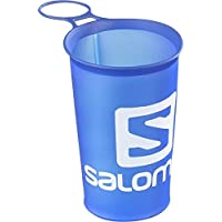 Salomon Soft Cup Speed Vaso Flexible de 150 ml para Botella, Unisex Adulto, Azul, Talla única