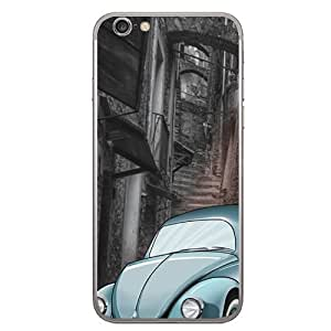 alDivo Premium Quality Printed Mobile Back Cover For Apple iPhone 6 Plus / Apple iPhone 6 Plus printed back cover (2D)MR-AD003