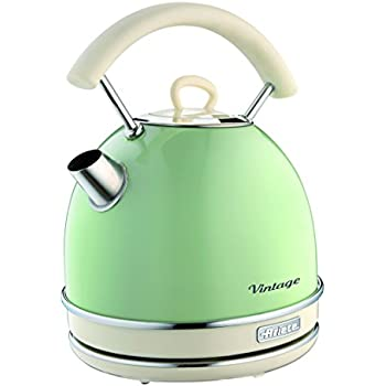 Ariete 2877 Electric Kettle Vintage Vert Amazon Co Uk