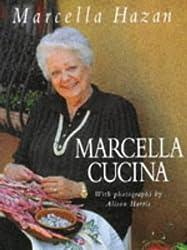 Marcella Cucina by Marcella Hazan (1997-08-01)