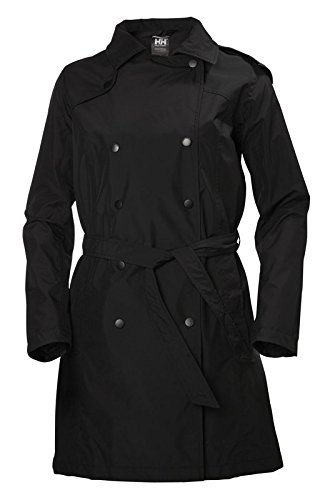 Helly Hansen Damen W Wellington Kapuzenjacke Black (Schwarz)