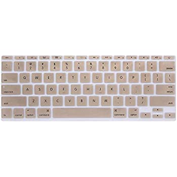 Transparent Saco Chiclet Keyboard Skin for HP 15-P073TX Notebook