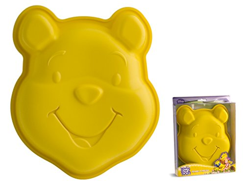 Home Backform Disney Winnie Puuh aus 100% Silikon