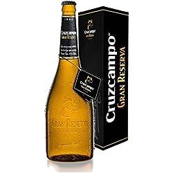 Cruzcampo Gran Reserva Cerveza de Malta - 12 botellas