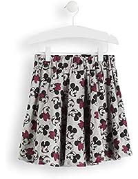 Marca Amazon - RED WAGON Falda Estampado Minnie Mouse