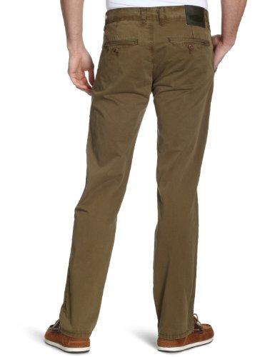 Cross Jeans Herren Jeans Regular Fit F 194-383 / Jack Grün (Khaki)