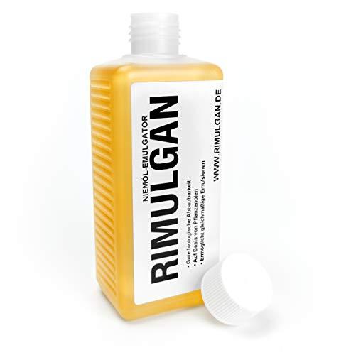 RIMULGAN 90004 - Emulgator auf Basis von Rizinusöl (biologisch abbaubar) - 250ml