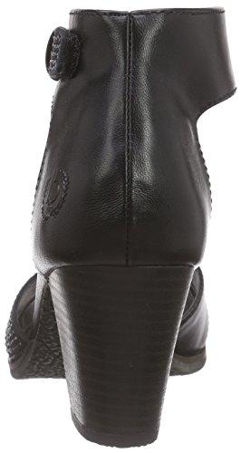 Alla Di V67836n nero Donna Colore Caviglia 100 Bugatti Sandali Cinturino 1nwqRwaFt