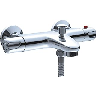 Aquatrends Siena 199506 Exposed Thermostatic Shower/Bath Tap Chrome