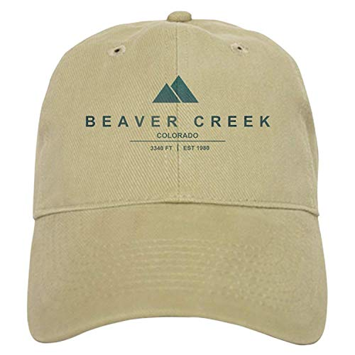 guolinadeou Beaver Creek Ski Resort Colorado Baseball - Baseball Cap with Adjustable Closure, Unique Printed Baseball Hat Creek-snap