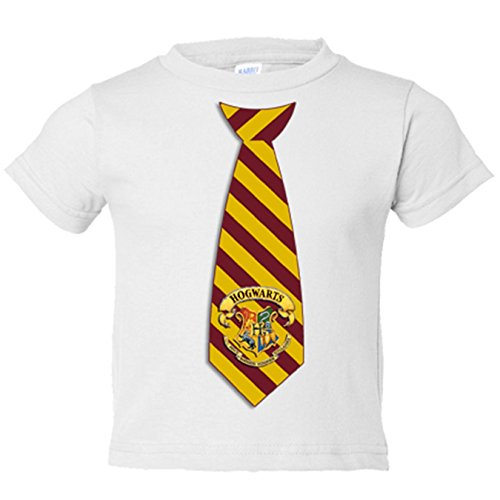 Camiseta Harry Potter corbata Hogwarts