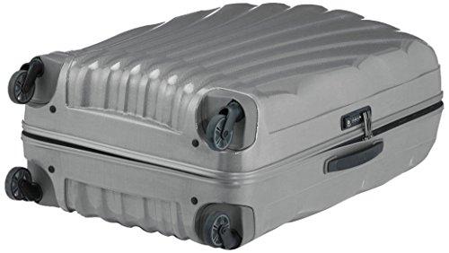Samsonite Suitcase, 75 cm, 94 Liters, Silver