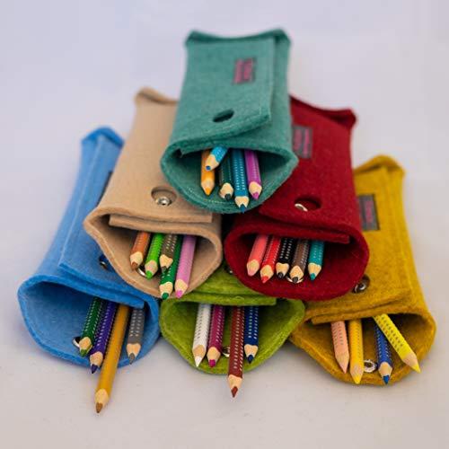 Etui für Stifte, Brillen u.v.m. (Beige)