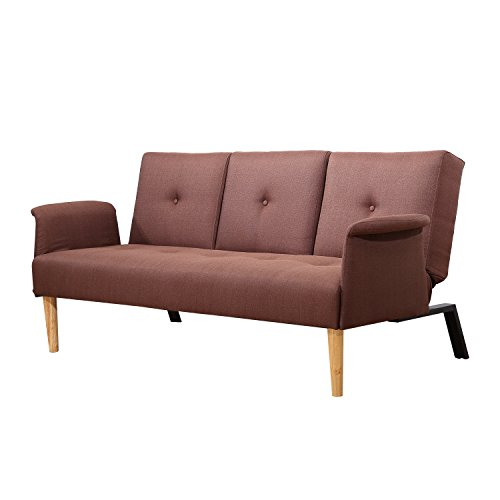 homcom-3-seater-sofa-bed-convertible-modern-couch-sleeper-large-living-room-furniture-brown