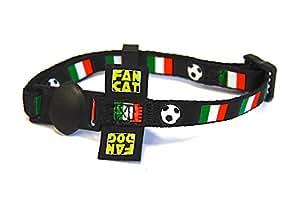 Collare per gatti e cani FanCat / FanDog - Italy - taglia S
