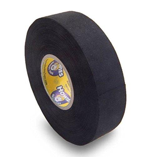 Schlägertape Profi Cloth Hockey Tape 25mm f. Eishockey (schwarz)