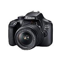 كانون كاميرا اس ال ار,18 ميجابيكسل,تكبير بصري اخرى وشاشة 2.7 انش -B07BR5VKD3