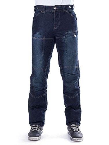 Preisvergleich Produktbild IXON SAWYER Jeans blau 4XL