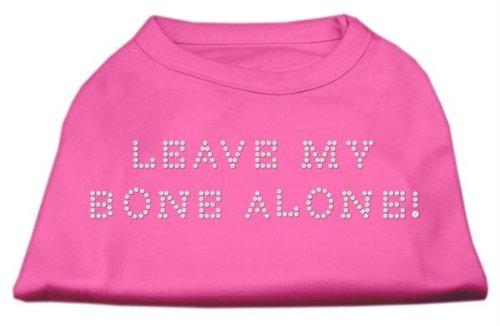 Mirage Leave My Knochen Alleine Strass PET Shirt -