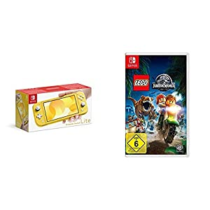 Nintendo Switch Lite + LEGO Jurassic World Switch