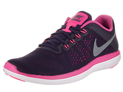 Nike Damen 830751-501 Trail Runnins Sneakers Violett