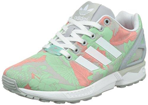 Adidas - Zx Flux, Sneakers da donna Grey