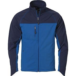 ACODE Herren Fleece-Jacke 1475 | Größe: 52/54 (L) | Eisblau