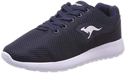KangaROOS Unisex-Erwachsene Kaishu II Sneaker, Blau (Dk Navy 4071), 42 EU