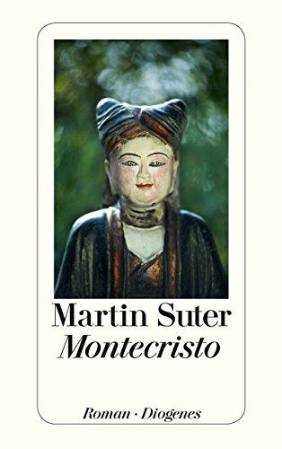 Buchseite und Rezensionen zu 'Montecristo' von Martin Suter