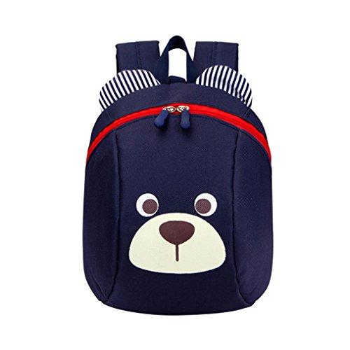 Rucksack Damen, HUIHUI Unisex Backpack Kinder-Rucksack Wasserdicht Reiserucksack Outdoor Wanderrucksacke jugendliche mädchen Dakine Rucksack Laptoptaschen (Schwarz)