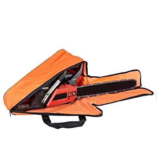Tragetasche für Kettensäge mit einer Länge von 53,3 cm, robust, Oxford-Gewebe, wasserdicht, Vollschutz für Motorsäge, Tragetasche für Lumberjack GJB47