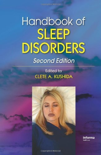 Handbook of Sleep Disorders, Second Edition (Neurological Disease and Therapy) (2008-12-22)