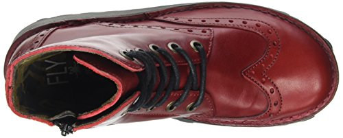 FLY London Marl, Bottes femme Rouge (Red)