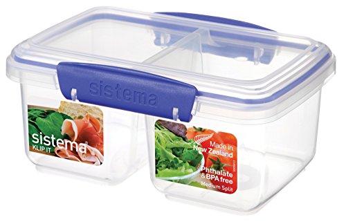 Sistema Klip It, Contenitore per alimenti, 1 L