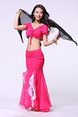150cmx 50cm Chiffon Danse du ventre costume Shawl Veil ¨¦charpe Prom Wrap Draping Black