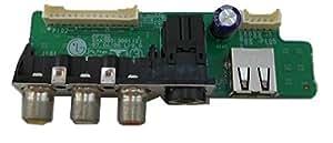 GENUINE SIDE AV BOARD FOR LG TV MODEL 42PT81-ZB PN#EAX38013801 (2)