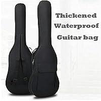 Bongles Thick Padding Waterproof Dual Adjustable Shoulder Strap Guitar Case Bag Soft Case Gig Bag