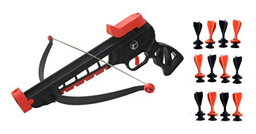 Stealth Handbow Kinder Armbrust inkl. 12 Sucker Dartpfeile