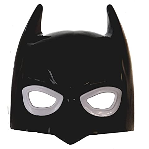 The Dark Knight Batman DC Comics Mask With Light Toy
