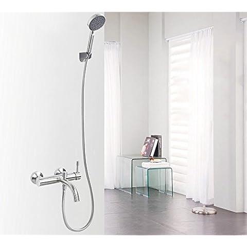Doccia doccia doccia testa di doccia set da bagno Doccia