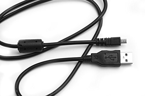 What Accessory Kingfisher Technology 90cm USB PC/Fast Data Synch Black Cable Lead Adaptor for Konica Minolta Maxxum 7D Camera Minolta Maxxum 7d