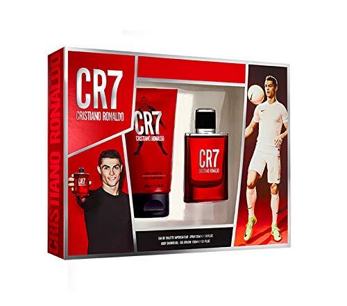 Cristiano Ronaldo Cr7 Set - Eau De Toilette 30ml + Duschgel 150ml