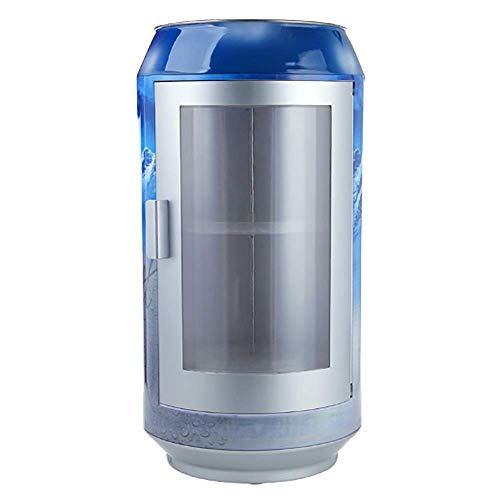 Kleiner Mini-Kühler Getränkebohnen Display Kabinett Runde Barrel Cola Kühlschränke (Kleine Cola Kühlschrank)