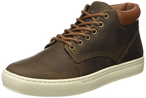 Timberland Adventure 2.0 Cupsole', Baskets Homme, Green (Dark Olive), 42 EU